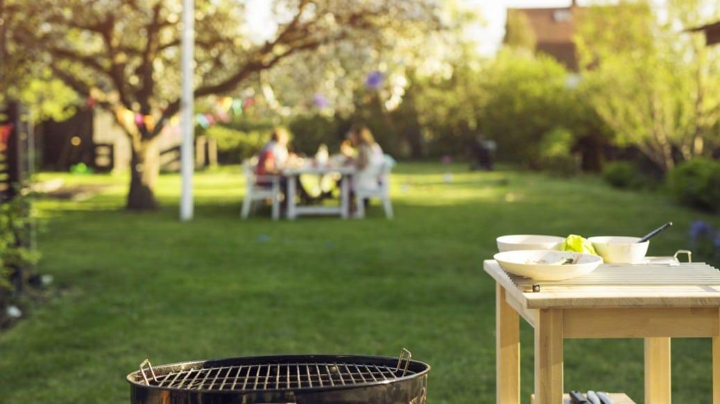 Jak zbudować grill ogrodowy