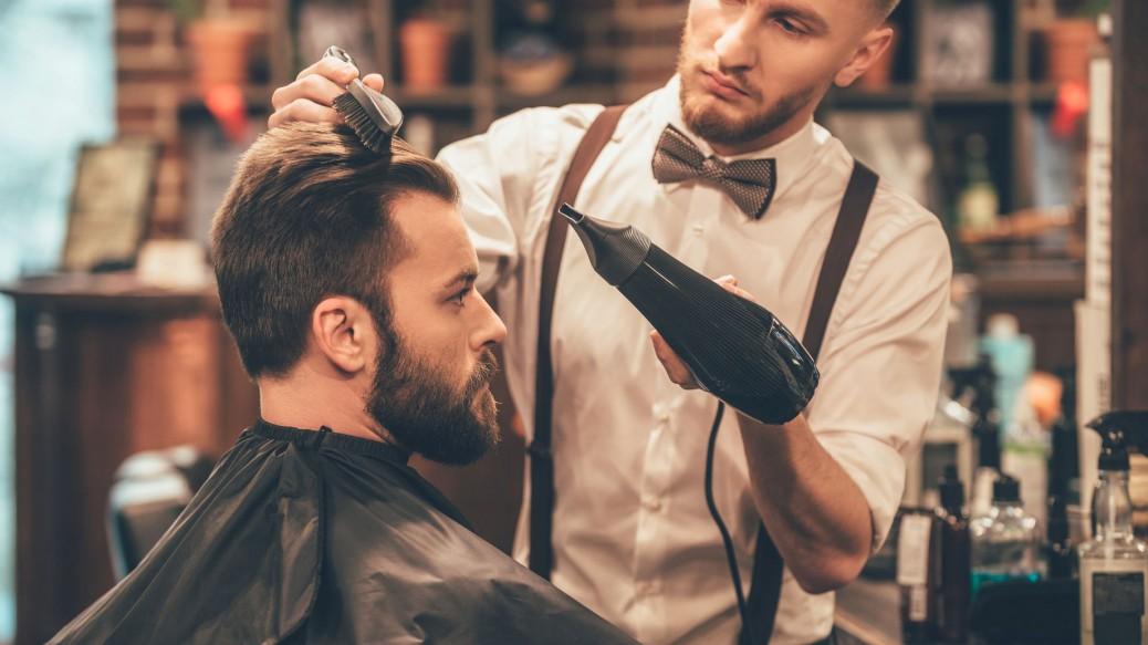 modne fryzury męskie